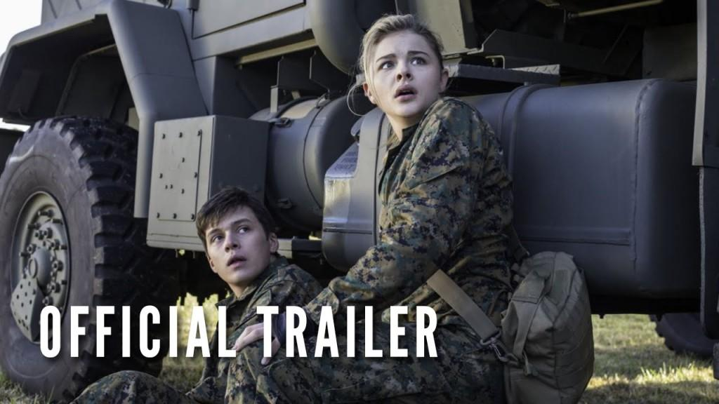 "screenshot from ""The 5th Wave"" trailer"