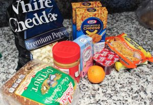 Affordable and packable snack foods