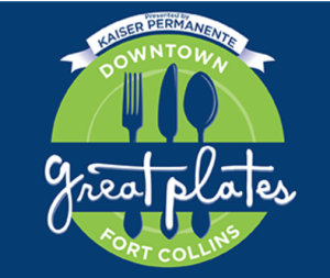 Great Plates (Kaiser, Fort Collins) Logo