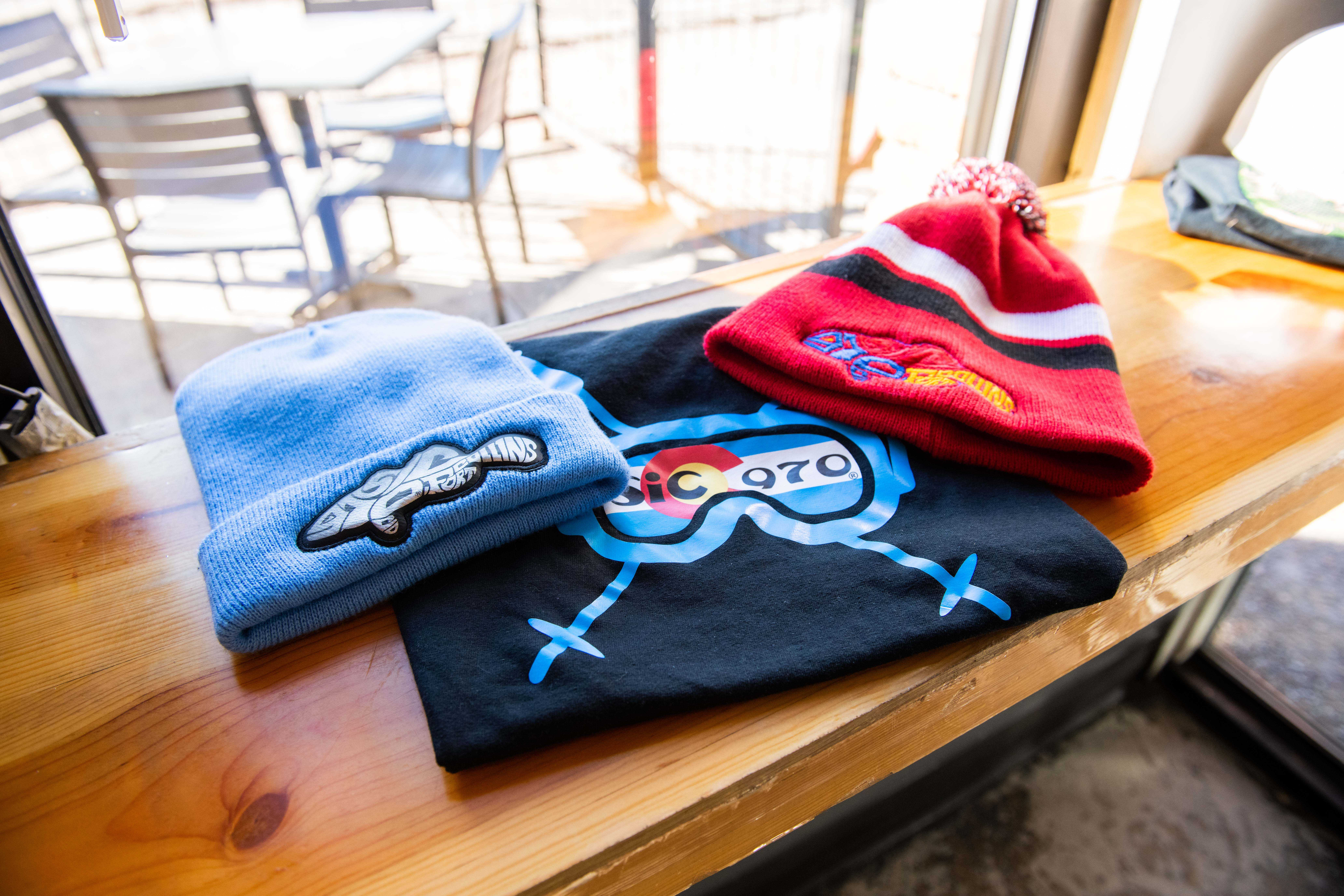 apparel and beanies from Sic970