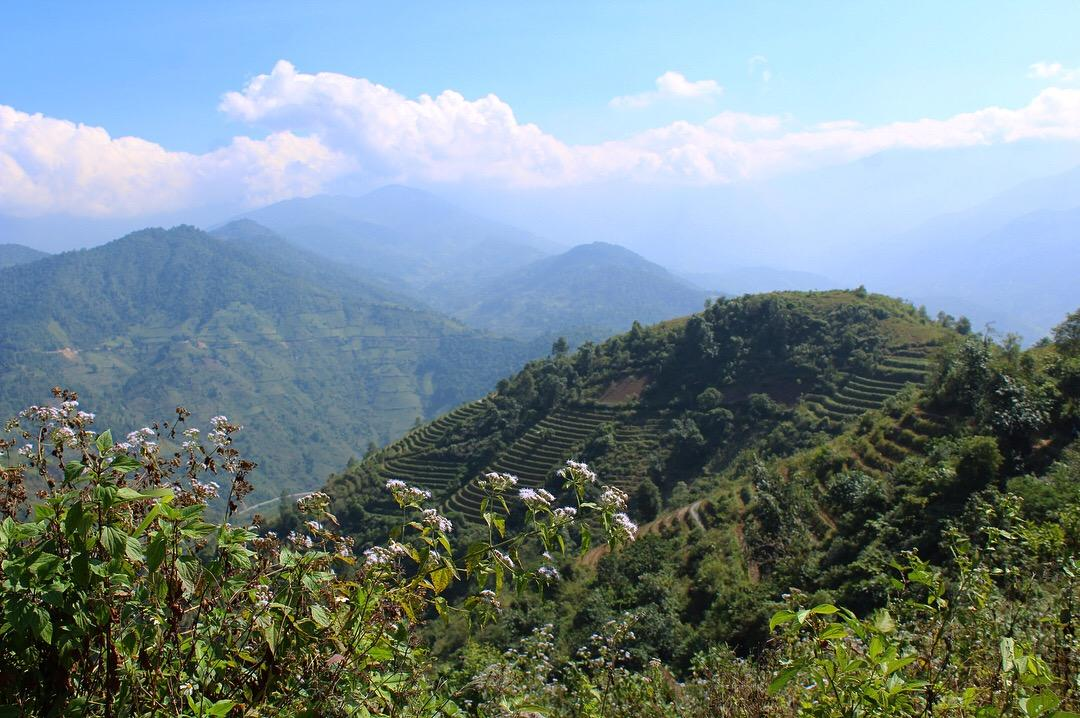 Sapa, Vietnam is a small town replete with shops and restaurants but tourists will find the surrounding trails sparsely populated, offering many opportunities for uninterrupted tranquility.